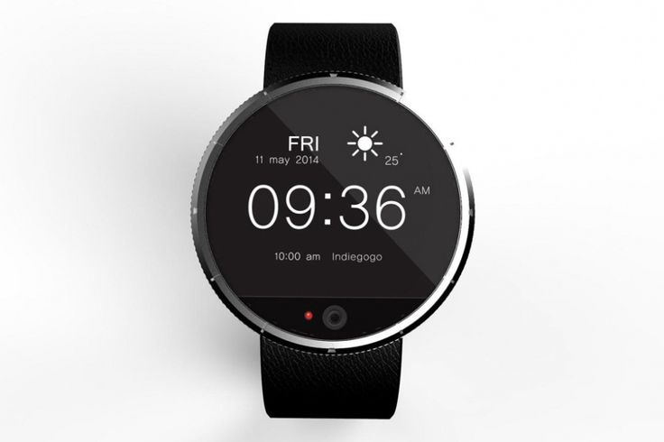 FiDELYS Smartwatch comes with futuristic iris recognition system