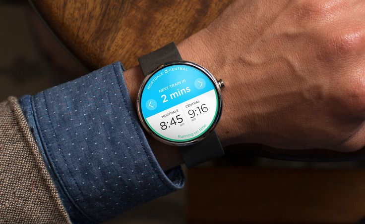 We should create a Android Wear addition to the TruLocal App