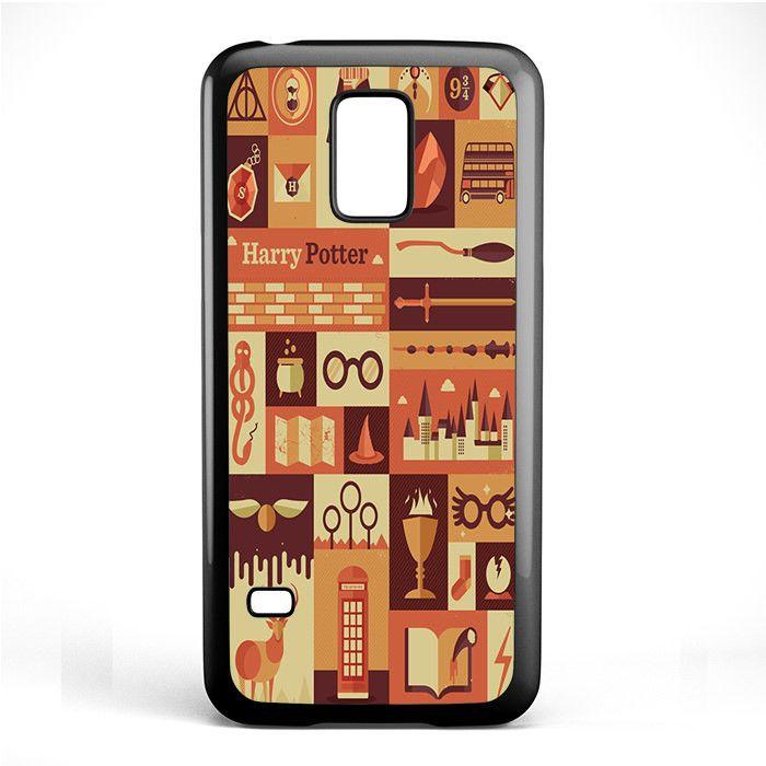 Harry Potter Starter Pack TATUM-5147 Samsung Phonecase Cover Samsung Galaxy S3 Mini Galaxy S4 Mini Galaxy S5 Mini