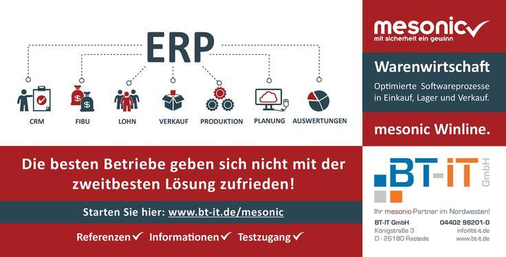 Ein Produkt - volle Integration -- Warenwirtschaft - Finanzbuchhaltung - Produktionssoftware - Anlagenbuchhaltung - ERP und CRM-Lösungen