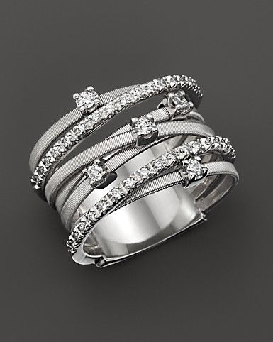 Rings - Fine Jewelry |   Bloomingdales - HOW GORGEOUS!! (I wonder if one can purchase this ring, in Rose God, as that would be my preference!!) - BEAUTIFUL!!