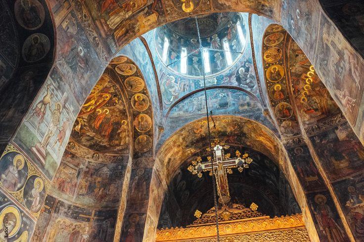 Cozia Monastery by Tudor Buligă on 500px