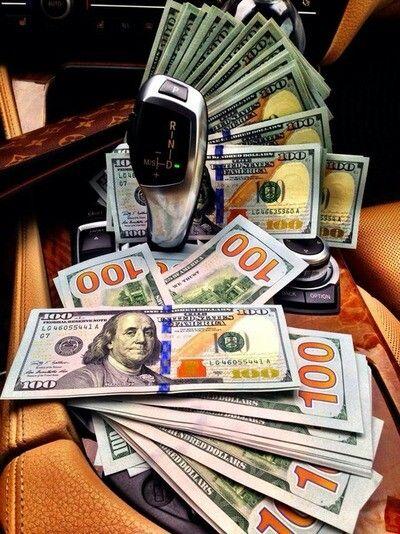 O dinheiro vem facilmente para mim, de onde ele estiver :D