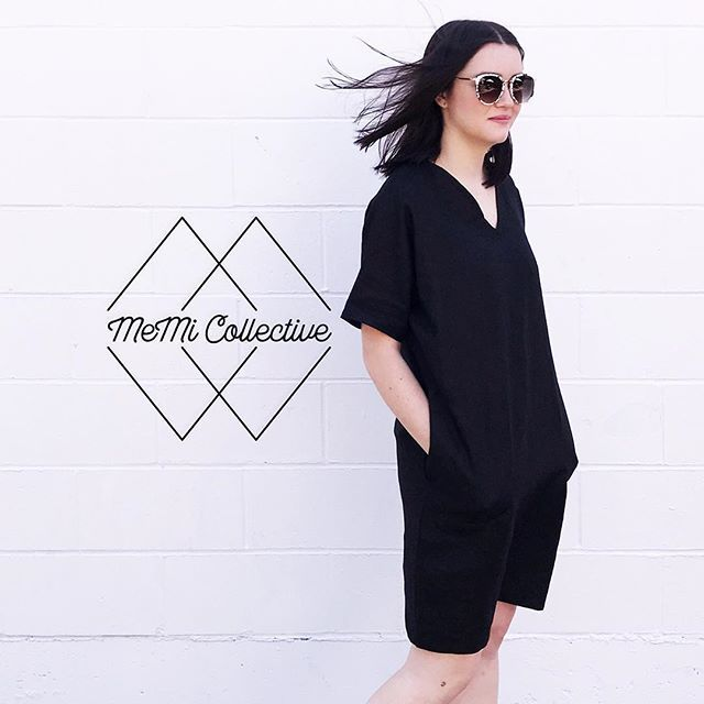 A little shameless plug for our sister brand @memi_collective . I co-founded this women's line of luxury basics and it just launched today! Would love if you'd check us out!