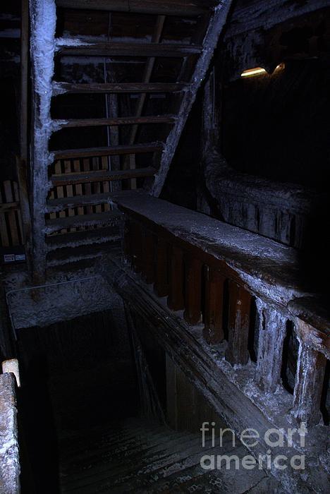 Salt Mine Entry, Turda, Romania