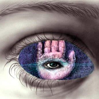 Demon Hand Eyes V2 *Hidden~Surface*