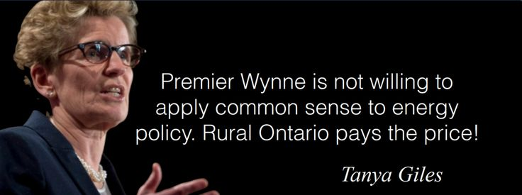 Rural Ontarians Pay the Price
