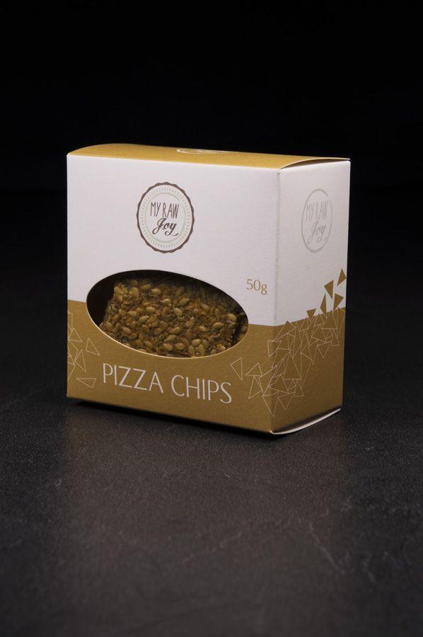 Raw Pizza Chips, Raw Vegan, Clean Eating, Bio