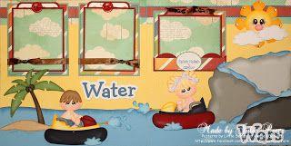 Precious Memories by Julie: Water Wars