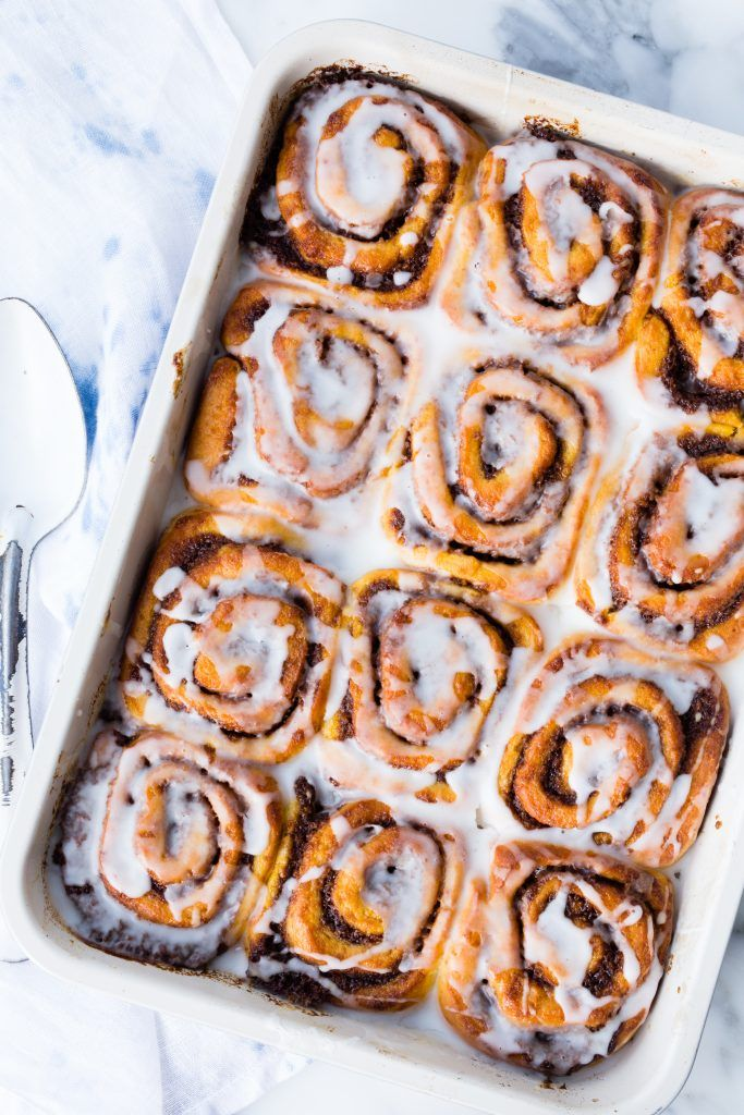 Thermomix Carrot Cake Cinnamon Buns