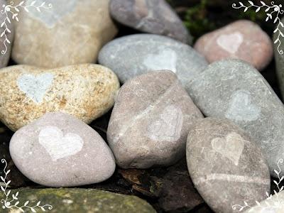 graved stones