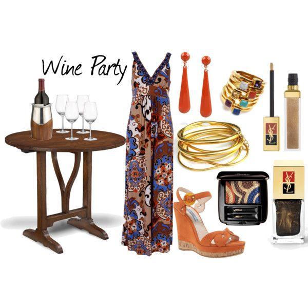 elegant hostess outfit