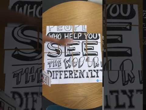 Talk with people who help you see the world differently. - YouTube