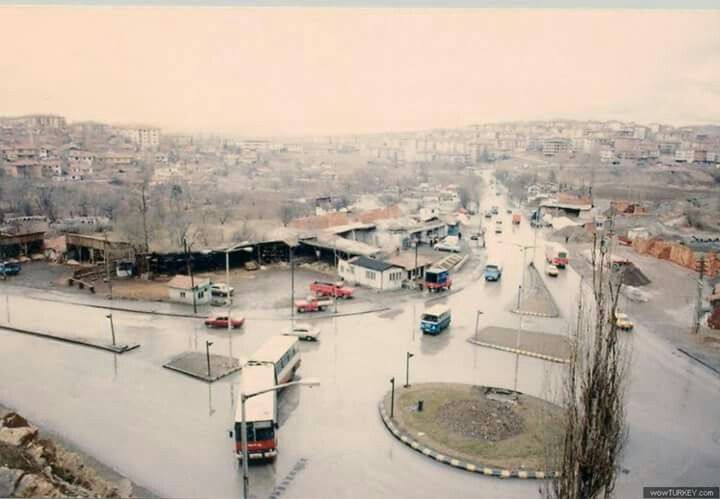 Keçiören-Kalaba .1980 ler.