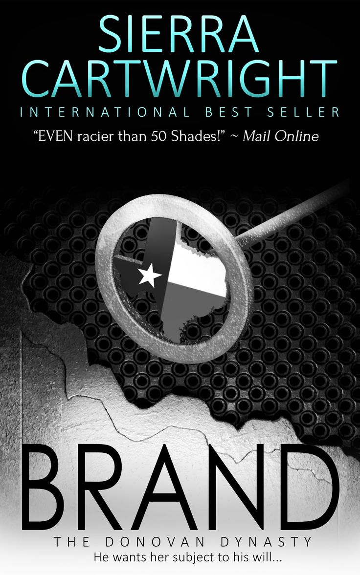 The new cover for Brand, announced in early 2016 in preparation for the  mass market