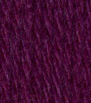 Lion Brand Wool-Ease Yarn in Eggplant