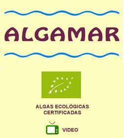 Algamar - Hay cuadro de usos y cocciones de algas