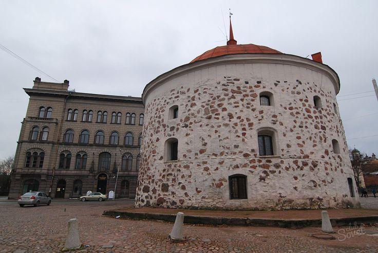 Круглая башня или «Толстая Екатерина»