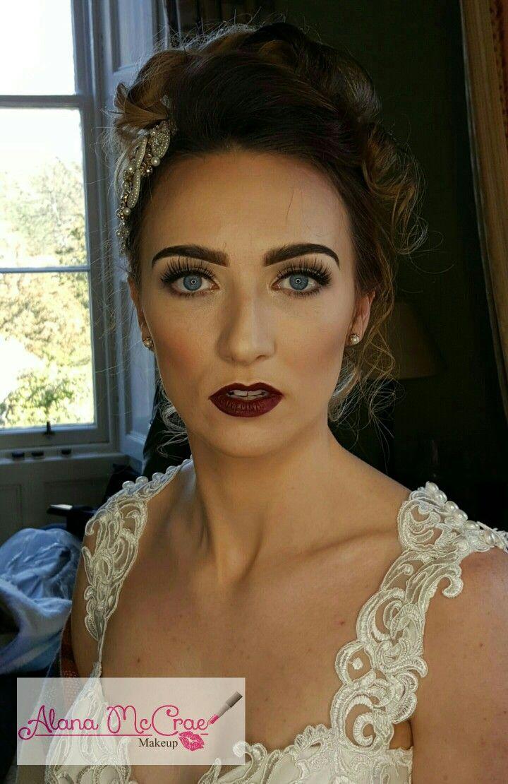 alana mccrae wedding makeup artist aberdeen (alanamccraemua