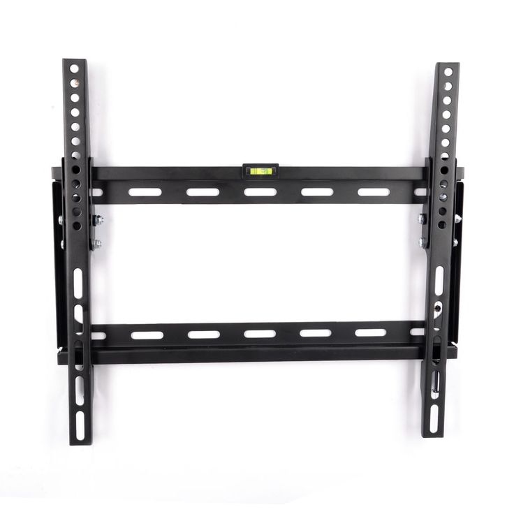 tv wall mount bracket led lcd angle free tilt low profile 23 55