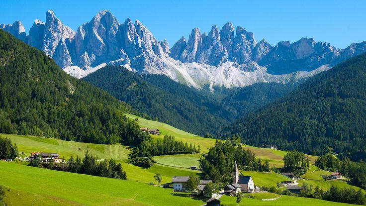 Швейцарские Альпы