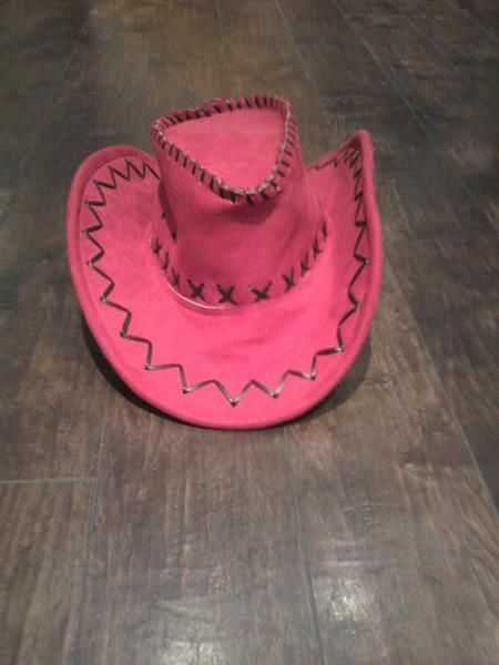 Ковбойская шляпа детская карнавальная