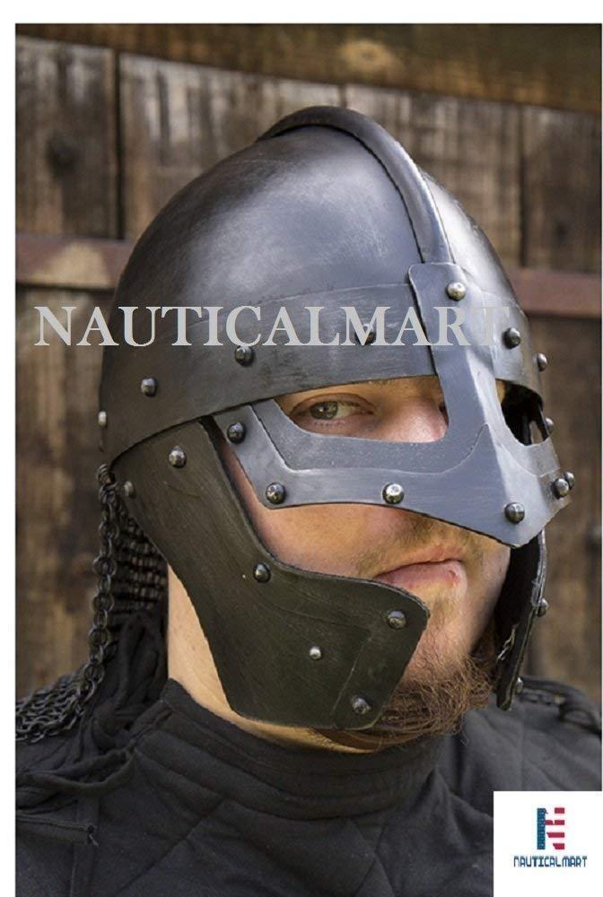 NauticalMart Raven Helmet Epic Dark Halloween | eBay