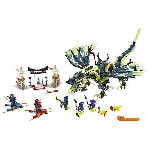 "LEGO Ninjago Attack of the Morro Dragon (70736) - LEGO - Toys ""R"" Us"
