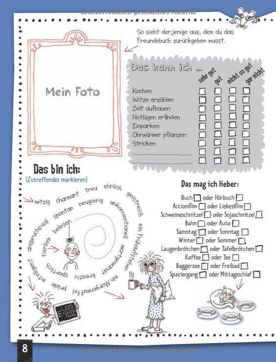 Freunde sind wie die Luft zum Atmen - Das besondere Erinnerungsalbum: Freundebuch für Erwachsene: Amazon.de: Katja Reichert: Bücher