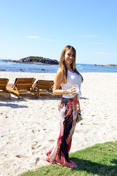 Sofia Vergara Vacation at St. Regis Punta Mita Resort in Mexico – Celeb Vacations | OK! Magazine