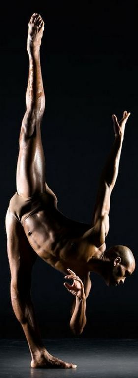 """The dancer's body is simply the luminous manifestation of the soul."" ~Isadora Duncan (*Dancer featured: Antonio Douthit)"