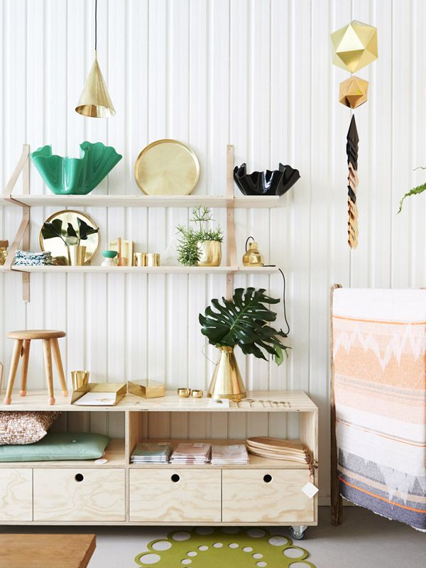 Beautiful products at Melbourne based design studio Lightly. Photo – Eve Wilson for thedesignfiles.net