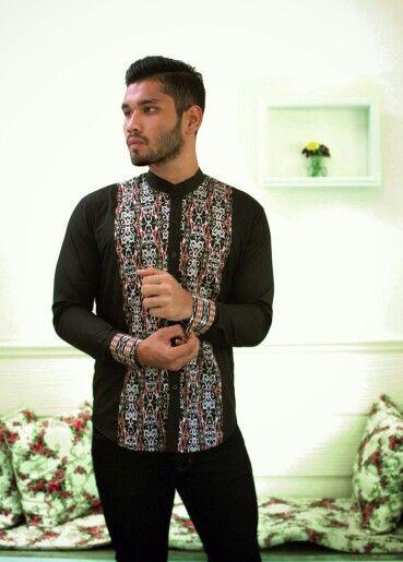 Mavazi menswear - Borneo tribal ( Dayak pattern ) in simplicity & urban concept