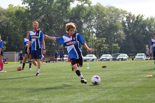 Free British Soccer Jersey with British Soccer Camp Registration