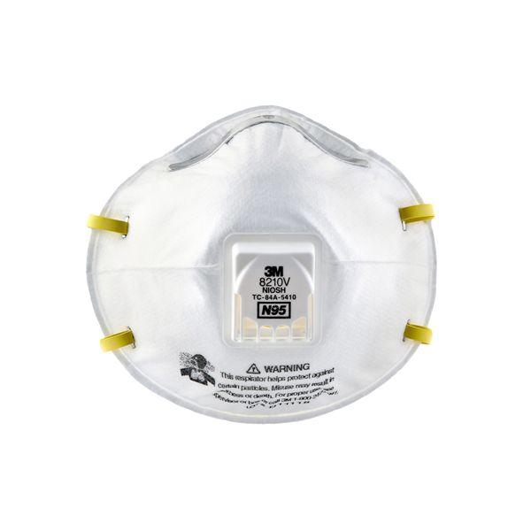 3M N95 Particulate Respirator 8210V (Masker Debu 3M), 10 each/box (eceran) - Mudah di Pakai, Kualitas Terbaik dg Harga Murah.  This classic disposable N95 particulate respirator is designed to help provide comfortable, reliable worker respiratory protection against certain non-oil based particles.  - Price per Box (10 Each).  http://tigaem.com/respirator-masker/1673-3m-n95-particulate-respirator-8210v-masker-debu-3m-10-eachbox-eceran-mudah-di-pakai-kualitas-terbaik-dg-harga-murah.html…