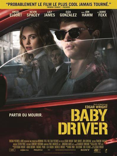 Baby Driver (2017) Regarder Baby Driver (2017) complet en ligne VF et VOSTFR Chauffeur pour des braqueurs de banque, Baby ne compte que sur lui-même pour être le meil...
