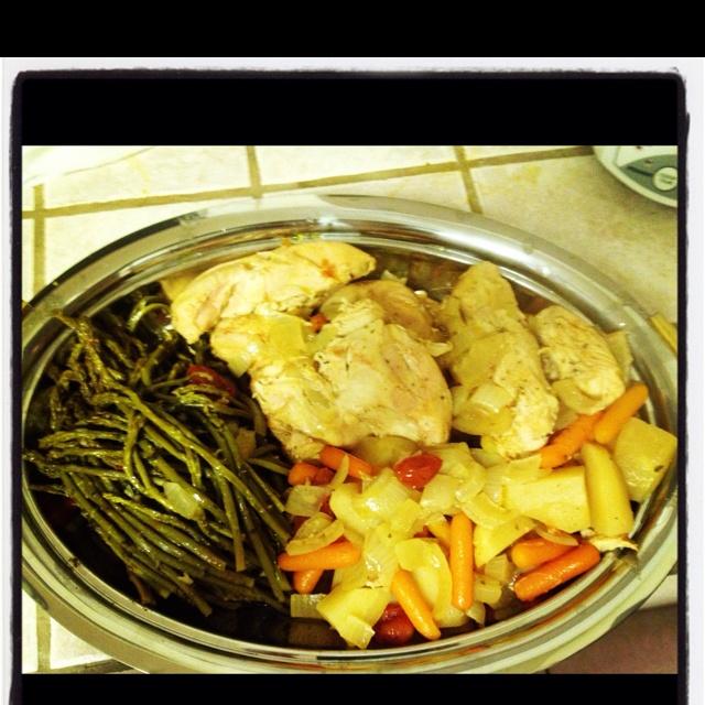 rosh hashanah crock pot chicken