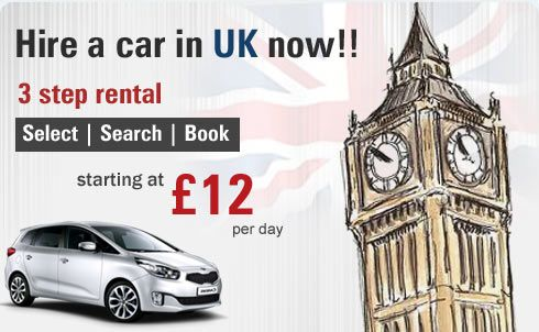 Best car rentals deals by Car Hire UK check them n avail them by www.carshireuk.com