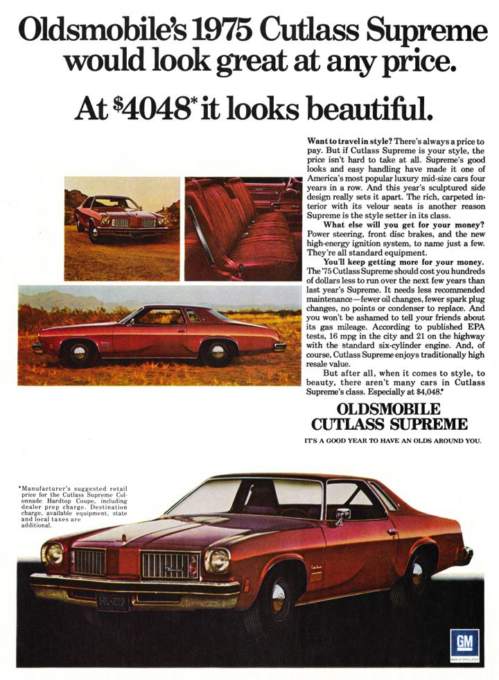 132 best oldsmobile 1974 1979 images on pinterest for 1975 oldsmobile omega salon