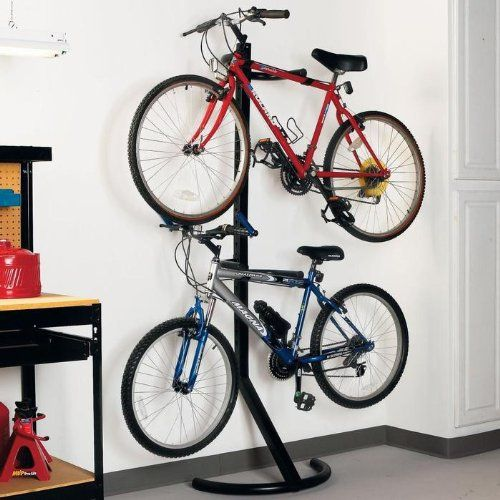 Vintage Fashion and Lifestyle Racor Pro PLB Freestanding Bike Stand