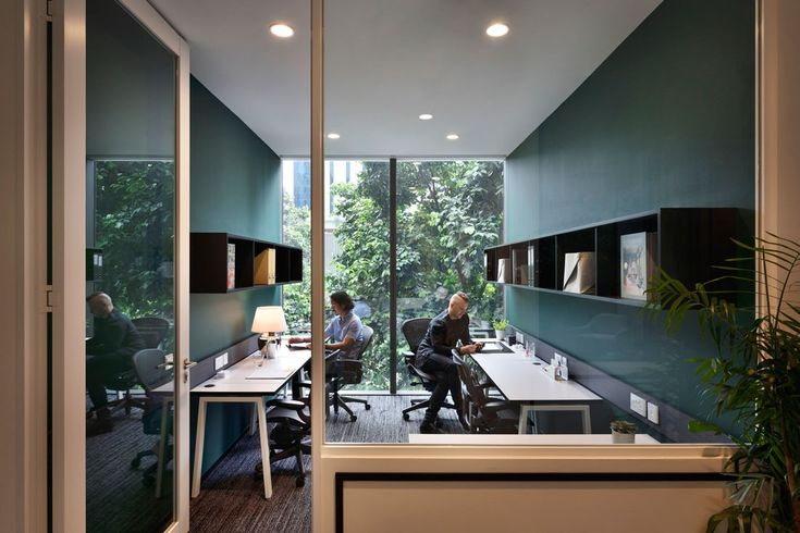 HASSELL's The Work Project coworking space | Indesignlive