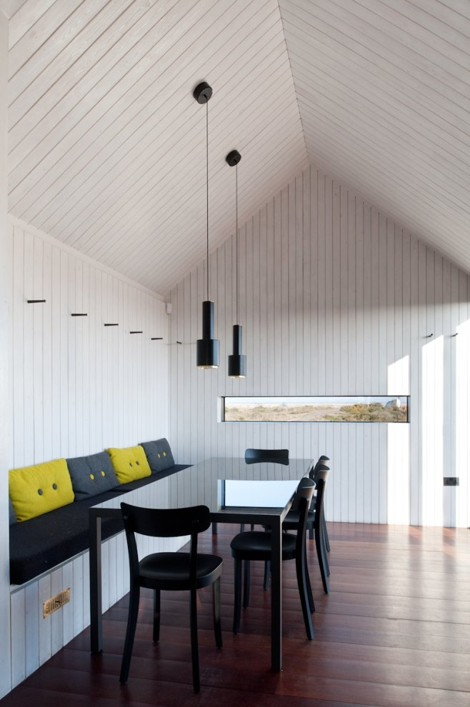 The Shingle House featuring the Artek A110 Hand Grenade Pendant Lamp http://www.nest.co.uk/browse/brand/artek/artek-a110-hand-grenade-pendant-lamp