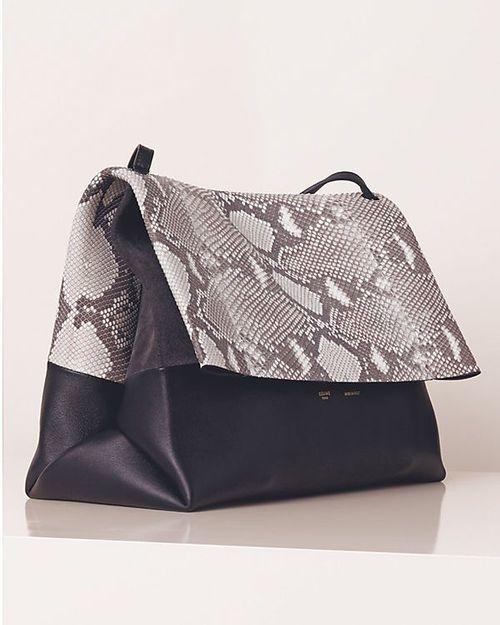 Celine all soft shoulder bag