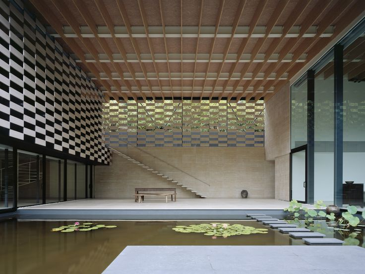 Lotus House by Kengo Kuma and associates | Easten Japan. 2005