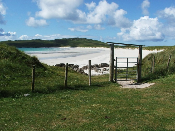 'Balephuil Beach. Isle of Tiree' - Annie Richmond | What a wonderful special place Tiree is