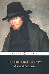 Crime and Punishment by Fyodor Dostoyevsky - read the Writer's Relief book review at goodreads.com