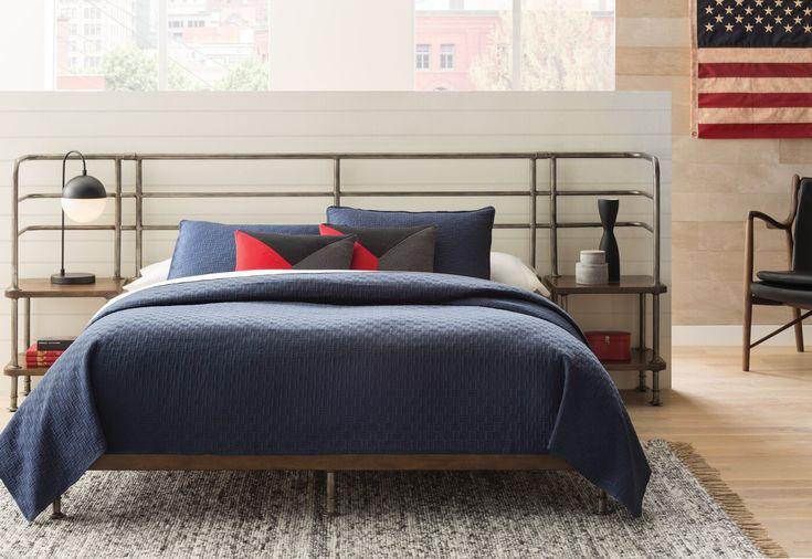 Nitta Platform Bed