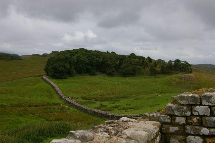 vallo di Adriano- Inghilterra