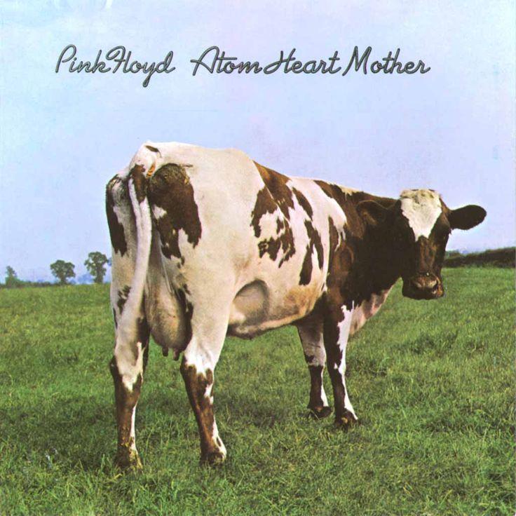 Pink Floyd,  Atom Heart Mother: Music, Album Covers, Pinkfloyd, Pink Floyd, Storms Thorgerson, Floyd Atoms, Atoms Heart, Album Art, Heart Mothers
