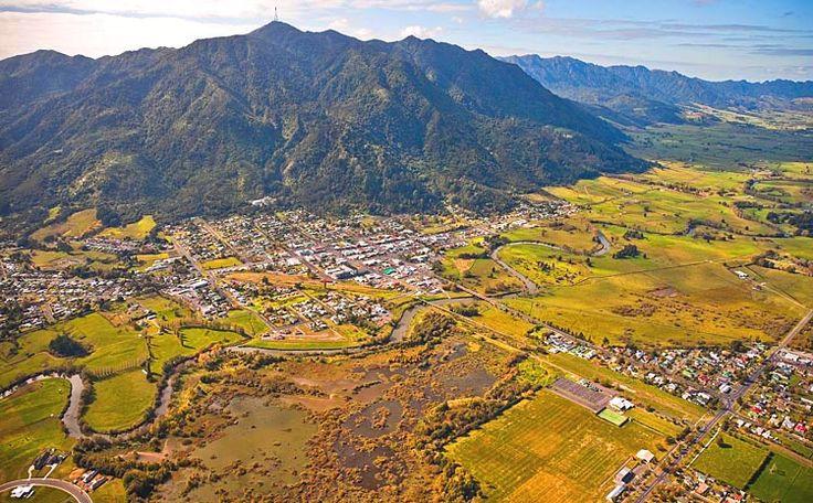 Te Aroha, see more at New Zealand Journeys app for iPad www.gopix.co.nz